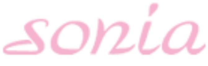 ソニアインターナショナル ロゴ