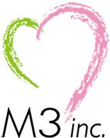 m3 MLM ロゴ